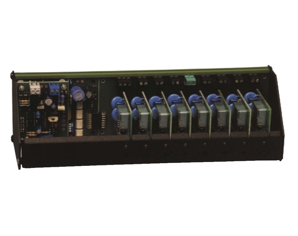 Attuatori relè opzionali per campane e orologi seles