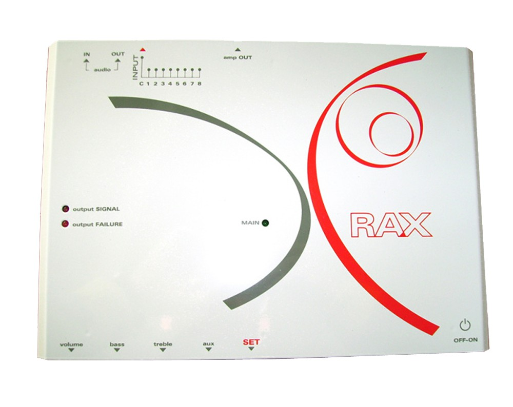RAX Auxiliary Digital Bells For Programmer Systems